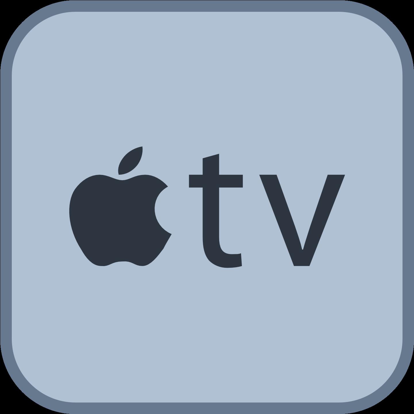 appl tv logo